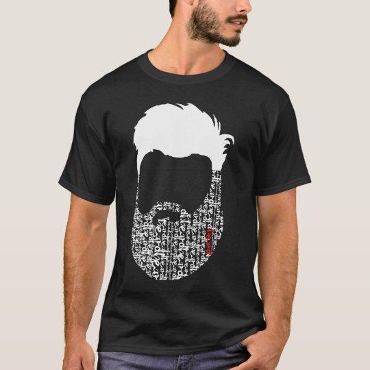 beard red target T-Shirt