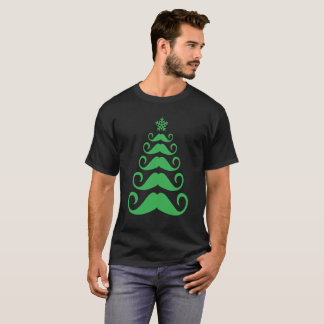 Beard T Shirt Beard Christmas Tree