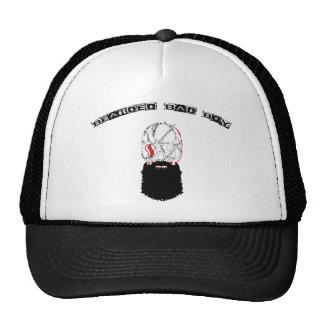 Bearded Bad Boyz Trucker Hat