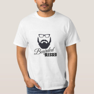 Bearded & Blessed Tees