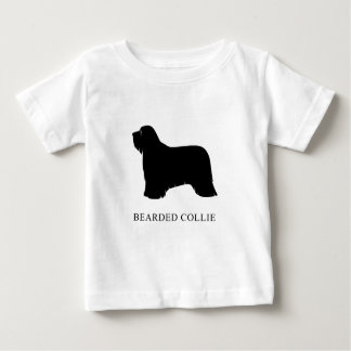 Bearded Collie Baby T-Shirt