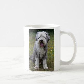 Bearded Collie dog beautiful photo, gift Coffee Mug