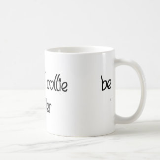bearded collie fancier coffee mug