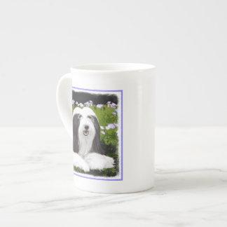 Bearded Collie Tea Cup