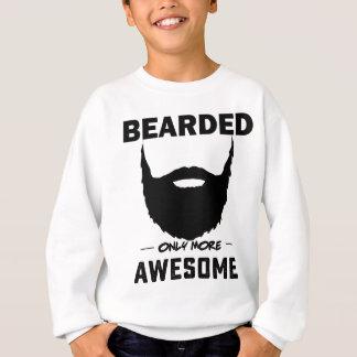bearded cubby sweatshirt
