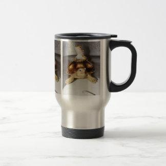 Bearded Dragon & Sulcata Tortoise Travel Mug