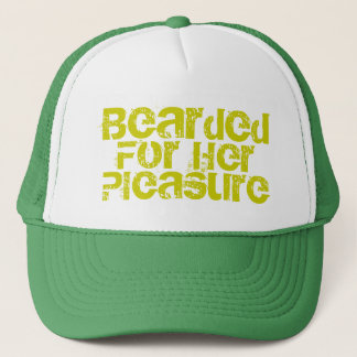Bearded For Her Trucker Hat