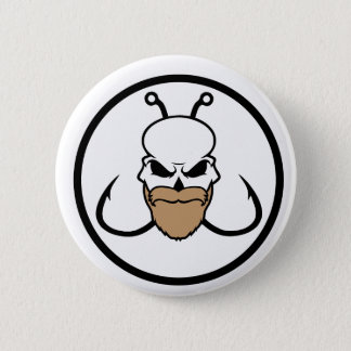 bearded-hookers 2 inch round button