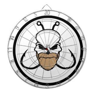 bearded-hookers dartboard