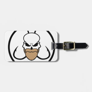 bearded-hookers luggage tag