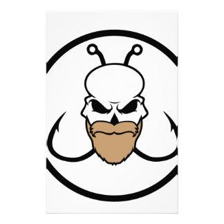 bearded-hookers stationery