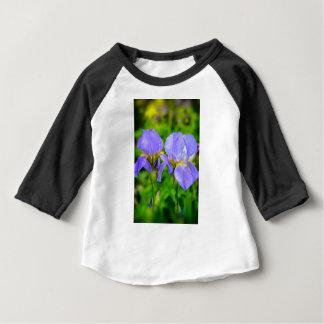 Bearded Iris Baby T-Shirt