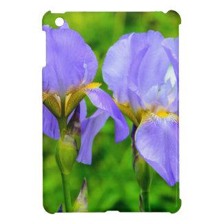 Bearded Iris iPad Mini Covers