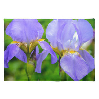 Bearded Iris Placemat