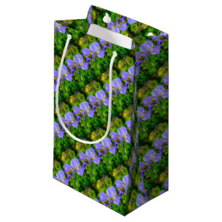 Bearded Iris Small Gift Bag