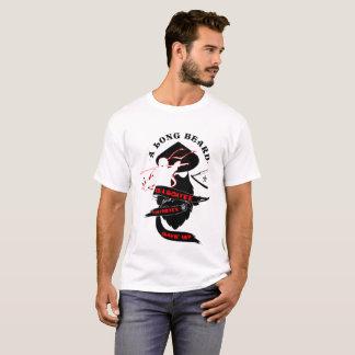 Bearded Mens T-Shirt
