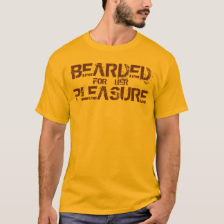 Bearded Pleasure T-Shirt