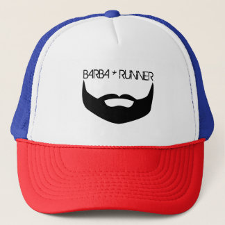 BEARDED RUNNER MUST HAVE TRUCKER HAT
