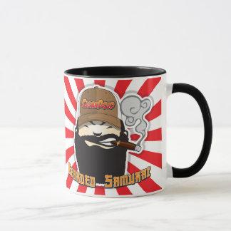 Bearded Samurai Mug