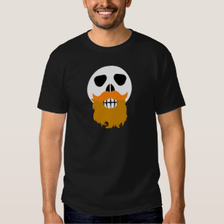 Bearded Skull Shirt