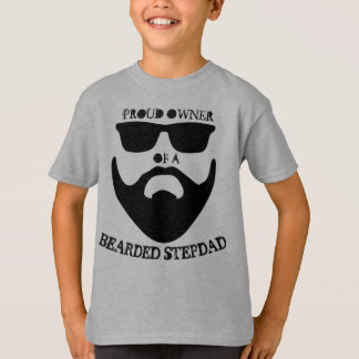 Bearded Stepdad T-Shirt