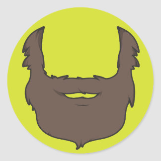 Bearded Sticker