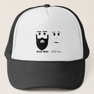 Bearded Wonder Trucker Hat