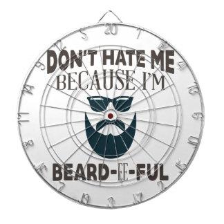 Beardeeful Dartboard