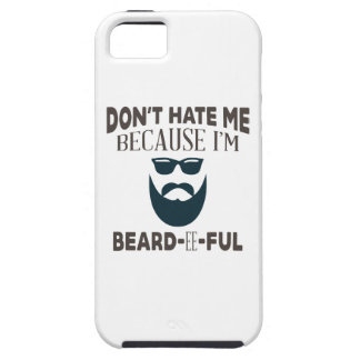 Beardeeful iPhone 5 Case