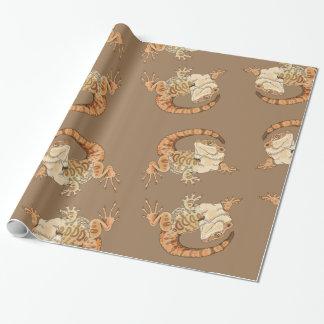 Beardie Bestie Wrapping Paper