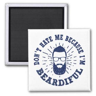 Beardiful Magnet