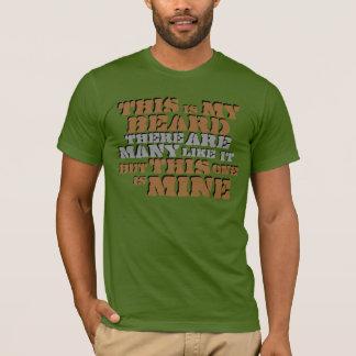Beardsman Creed T-Shirt