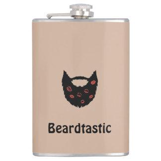 Beardtastic Flask