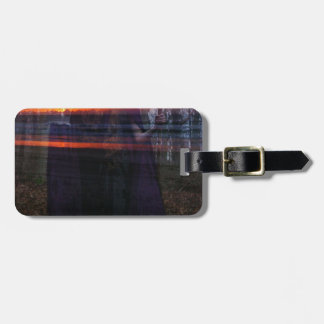 BEARER OF EVENING'S LIGHT LUGGAGE TAG