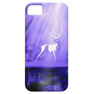 Bearer of Wishes - White Stag iPhone 5 Cover