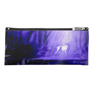 Bearer of Wishes - White Stag Pencil Case