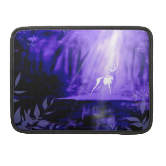 Bearer of Wishes - White Stag Sleeve For MacBook Pro