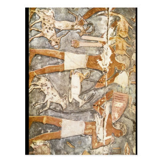 Bearers of Offerings', Necropolis_Art of Antiquity Postcard