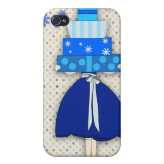 Bearing Gifts iPhone 4 Case