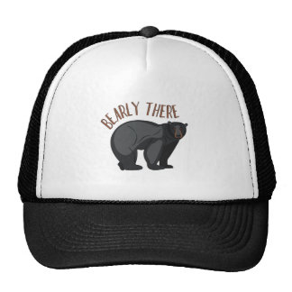Bearly There Trucker Hat