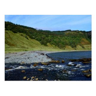 Bearreraig Bay on Skye Postcard