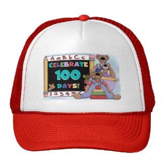 Bears 100 Days of School Trucker Hats