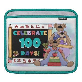 Bears 100 Days of School iPad Sleeve