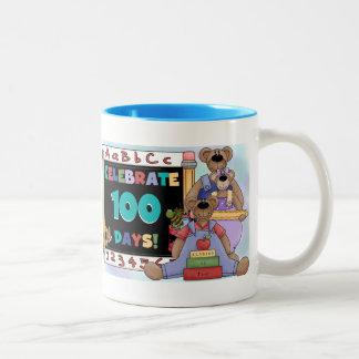 Bears 100 Days of School Mug