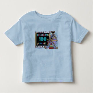 Bears 100 Days of School T Shirts