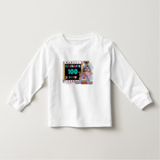 Bears 100 Days of School Toddler T-shirt