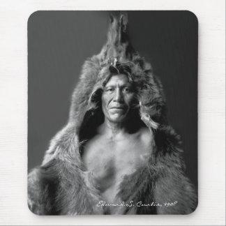 Bear's Belly - An Arikara Medicine Man Mouse Pad