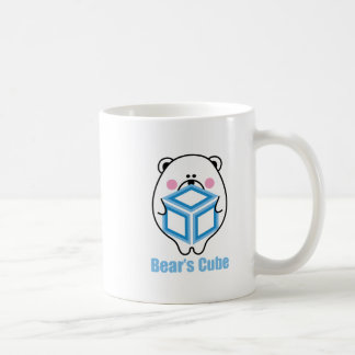 Bear's Cube Coffee Mug