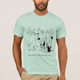 Bears Dinner T-Shirt