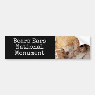 Bear's Ears National Monument Bumper Sticker